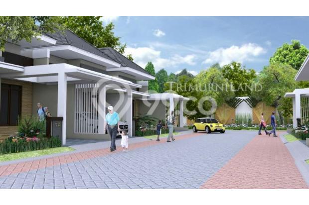 Rumah sederhana, harga murah dijual di Medan. 13960655