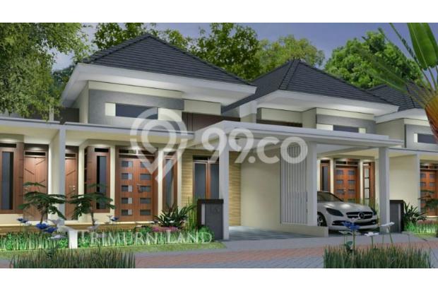 Rumah sederhana, harga murah dijual di Medan. 13960656