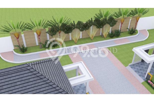 Rumah sederhana, harga murah dijual di Medan. 13960659