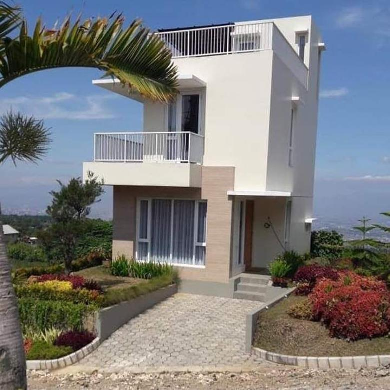 Rumah Berkonsep Villa Di Cimahi Padalarang Bandung