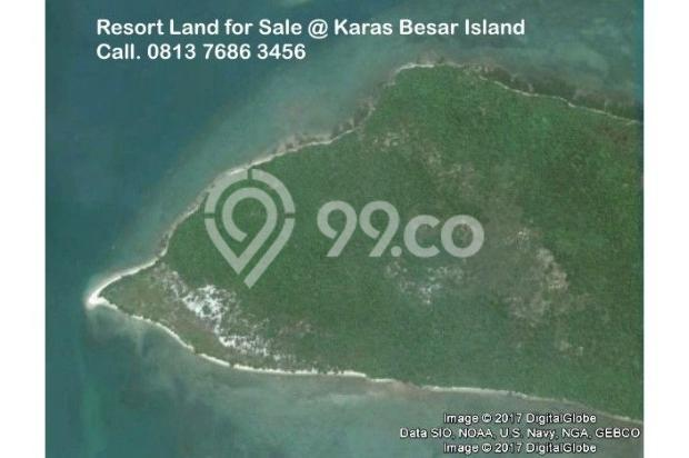 Resort Land with Beautiful Beaches at Karas Besar Batam for Sale 12912805
