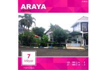 Rumah di Araya kota Malang _ 160.18