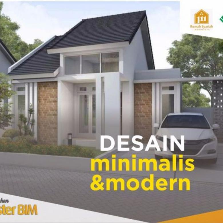 Rumah Syariah Bebas Riba Murah Dan Strategis Dekat Bandara BIM Padang