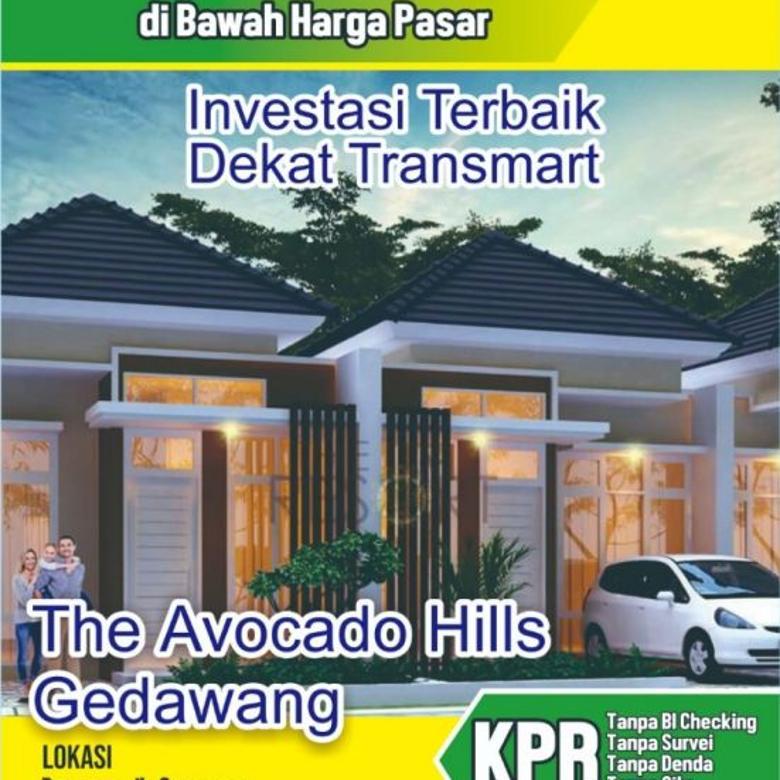 the avocado hills - rumah murah gedawang banyumanik semarang 235 juta