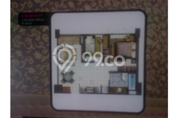 Dijual Apartemen  Skyline, Tower F, Paramount Gading Serpong 908418