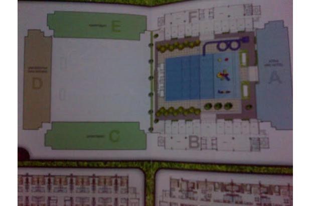 Dijual Apartemen  Skyline, Tower F, Paramount Gading Serpong 908419