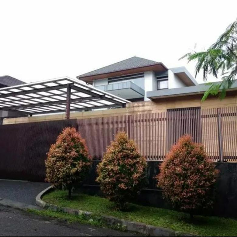 Rumah Mewah Bandung Pondok Hijau Lingkungan Asri