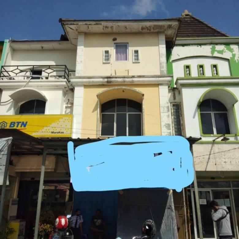 Dijual ruko Sektor V Pondok Ungu Permai bekasi jalan utama