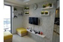 Unit Apartemen Furnish Bagus 62m Di The Mansion Kemayoran