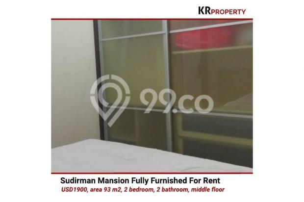 Yani KR Property - Disewa Apartemen Sudirman Mansion 08174969303 12899265