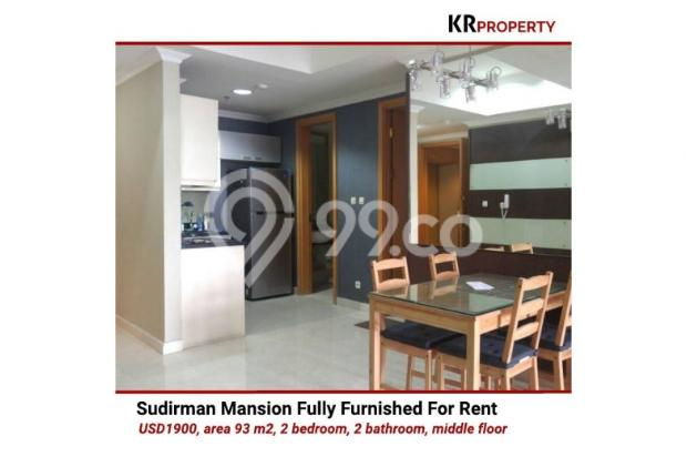 Yani KR Property - Disewa Apartemen Sudirman Mansion 08174969303 12899266