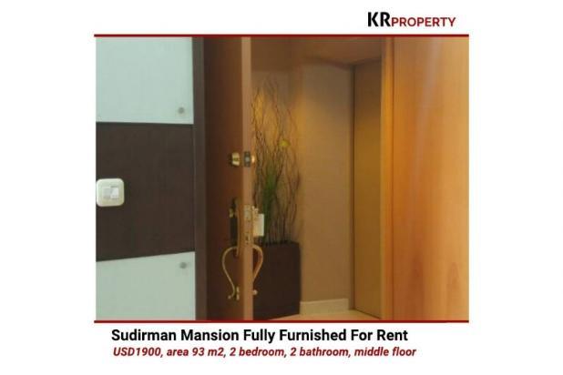 Yani KR Property - Disewa Apartemen Sudirman Mansion 08174969303 12899267