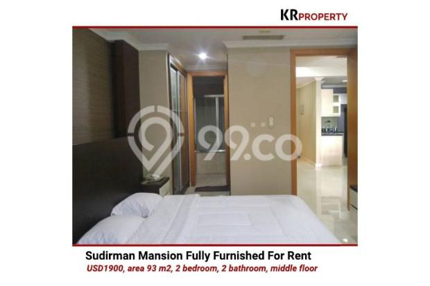 Yani KR Property - Disewa Apartemen Sudirman Mansion 08174969303 12899269