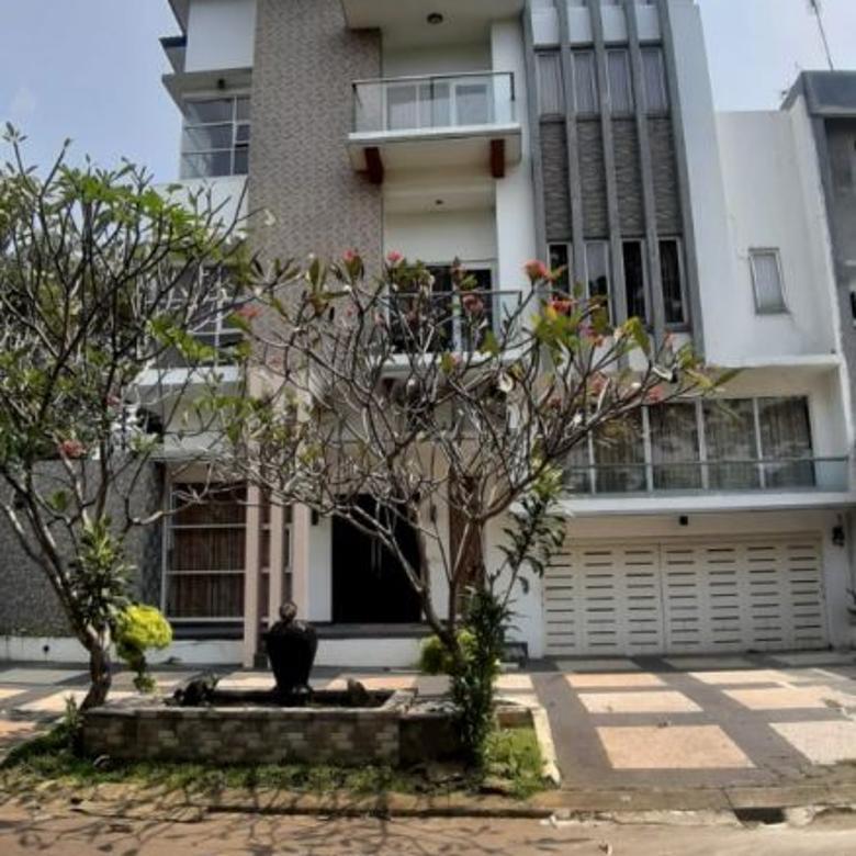 Dijual Rumah Bagus Sutera Onyx di Alam Sutera, Tangerang