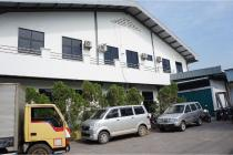 Tanah + Bangunan Pabrik @ Kalideres Jakarta Barat