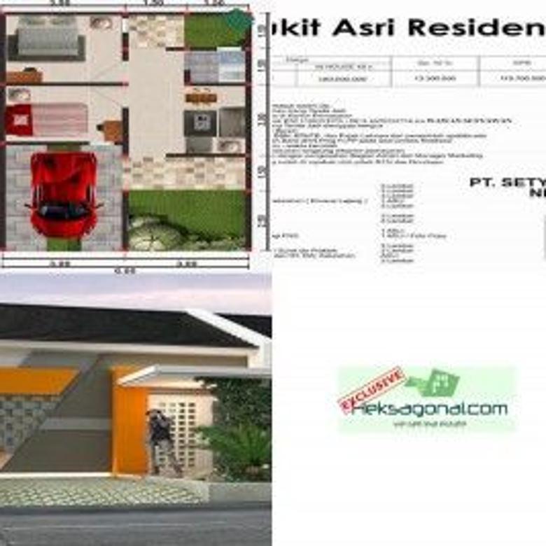 Dijual Rumah Bukit Asri Residence Kedamean gresik hks4658