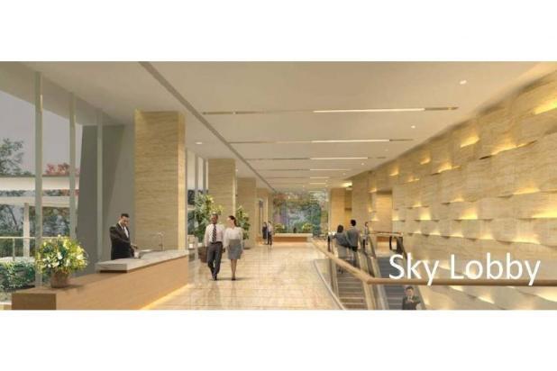 Disewakan ruang kantor, luas mulai 150 s/d 800 Sqm, di Gdg TALAVERA TOWER 6373627