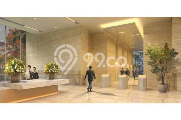 Disewakan ruang kantor, luas mulai 150 s/d 800 Sqm, di Gdg TALAVERA TOWER 6373630