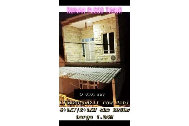 Rp1,25jt Rumah Dijual