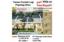 """Rumah Primary Minimalis Taman Pondok Legi Waru FREE Biaya"""""""