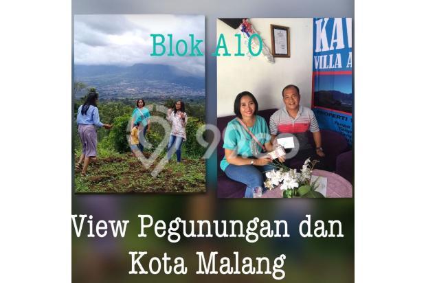 KAVLING VIEW TERMEWAH KOTA BATU , FREE SHM 17307491