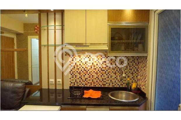 Tower crysant dengan furnish mewah the green pramuka 2BR 9298963