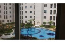 Apartemen Jakarta Bassura City tower depan atas Mall Lt.11 view Pool & City