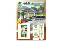 PROMO Cash Keras Rumah di NAKHIL RESIDENCE Bojong Gede Bogor