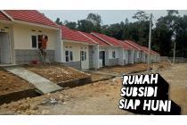 rumah idaman keluarga subsidi di bogor