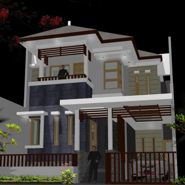 Rumah Jalan Parit Demang, Purnama, Kota Pontianak