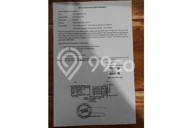 RUMAH DEKAT TOL JATIASIH BEKASI   ALIFIA RESIDENCE 2 JATIASIH 22299967