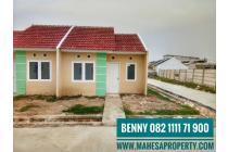 Rumah 2 Kamar Tidur Bersubsidi di Bekasi KPR Cicilan Ringan