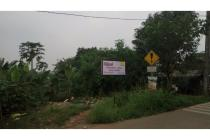 Dijual Tanah Kavling 4500m2, Jl H Nawawi, Serpong, Dekat Exit Tol Pamulang