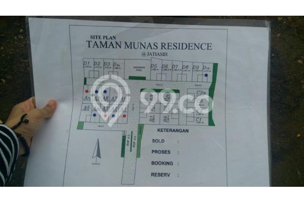 Investasi Rumah Developer di Bekasi, Tempo Bisa 24 X 15893348