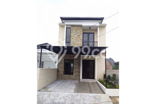 rumah mewah 2 llantai lokasi strategis harga terjangkau 13580959