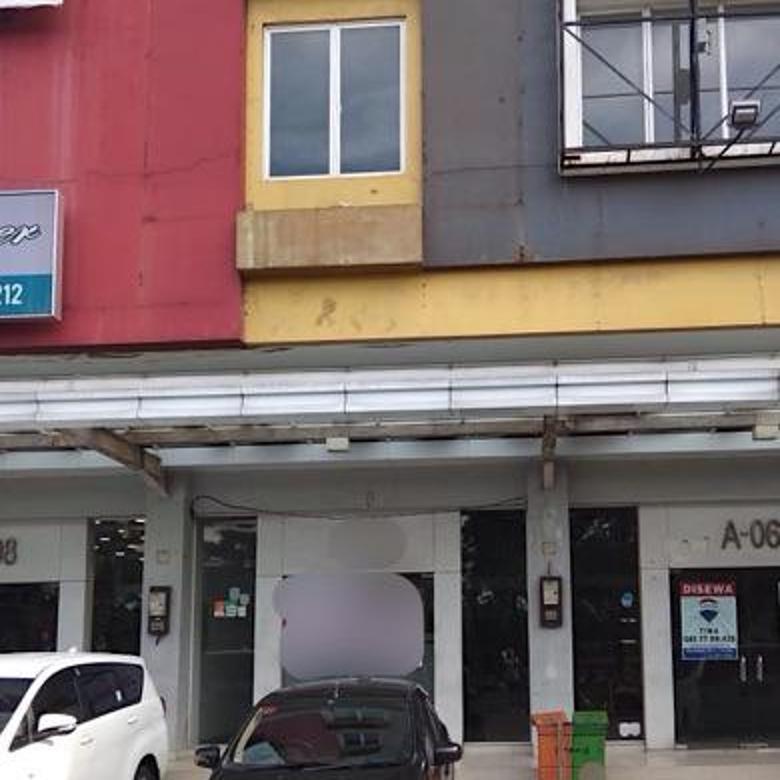Ruko Hadap Jalan, Sinpasa, Summarecon Bekasi