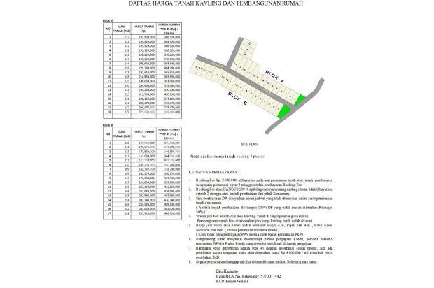 Rumah Cluster Setu Bekasi Murah Karena DISKON 100 Jt 13873795