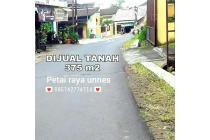 Jual Tanah Jalan Raya Pete Kampus Unnes Sekaran Semarang SHM