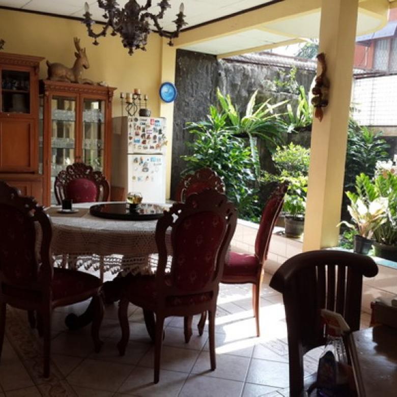 Rumah di Rawamangun dengan arsitek yang unik dan sangat siap huni