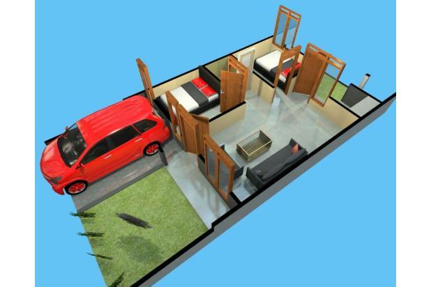 Rp299jt Gedung Bertingkat Dijual
