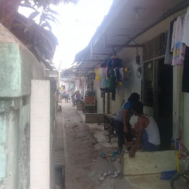 Kontrakan 40 pintu di Bekasi