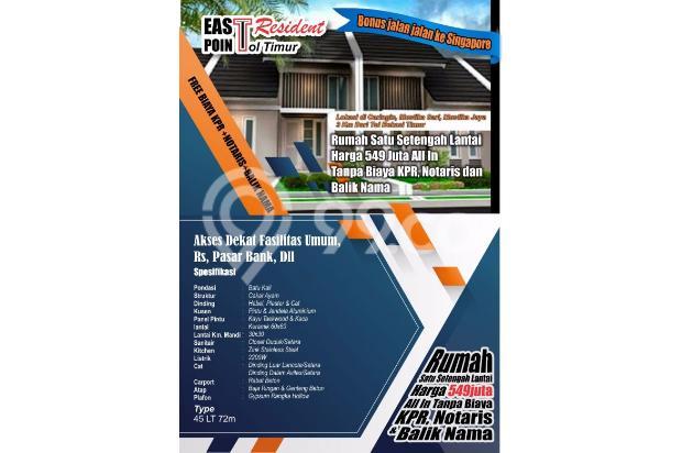 East Point Tol Timur Resident 16225013