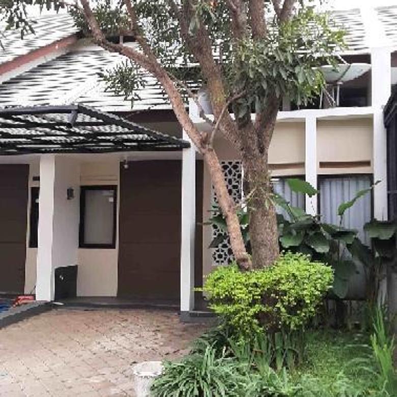 Rumah Bandung Timur Dalam Cluster, Full Furnish Bagus