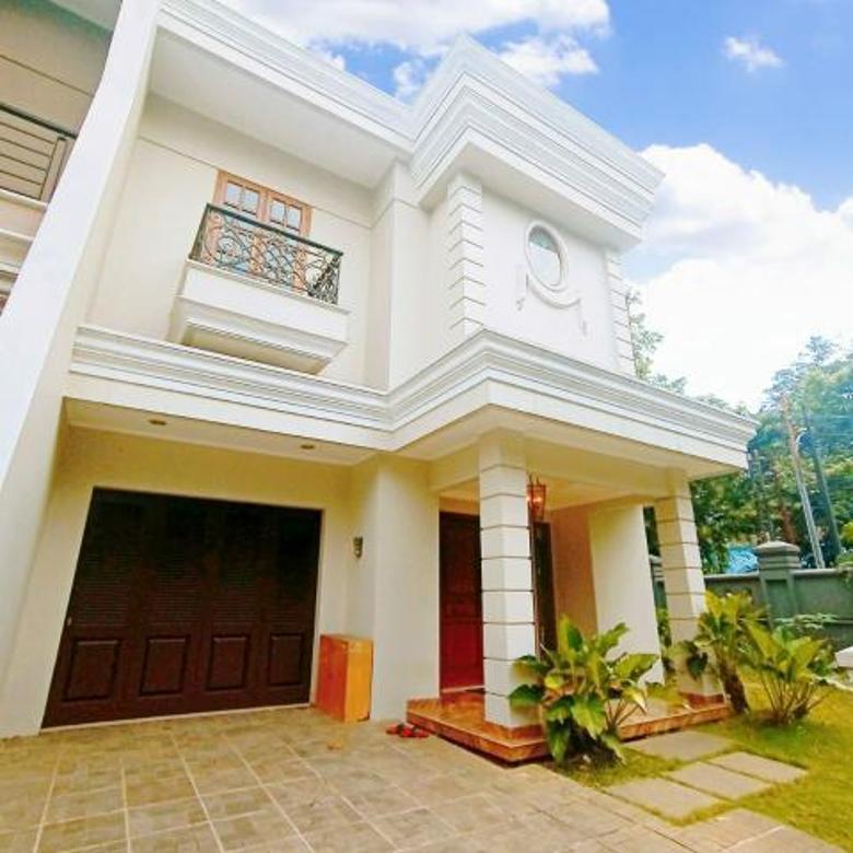 Rumah Baru Siap Huni Di Jln.Pertanian Raya,Lebak Bulus-Jakarta Selatan