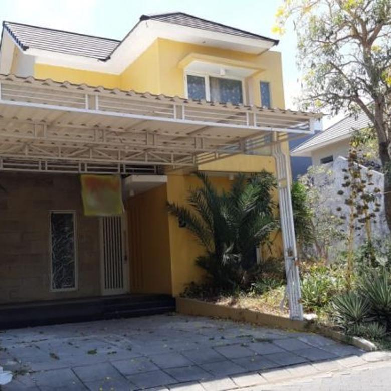 Dijual cepat Rumah 2 lantai Palma Grandia Citraland Surabaya