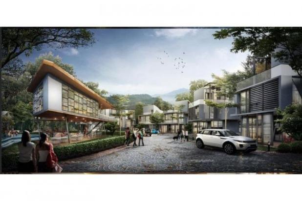 dijual cepat villa baru akses lokasi bebas macet bebas banjir lembang bdg