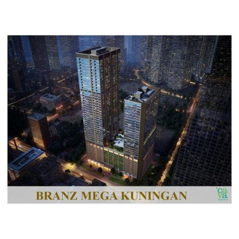 db169f77a50d Branz Mega Kuningan Kita Tower Developer Tokyuland Launching 26 01 2019