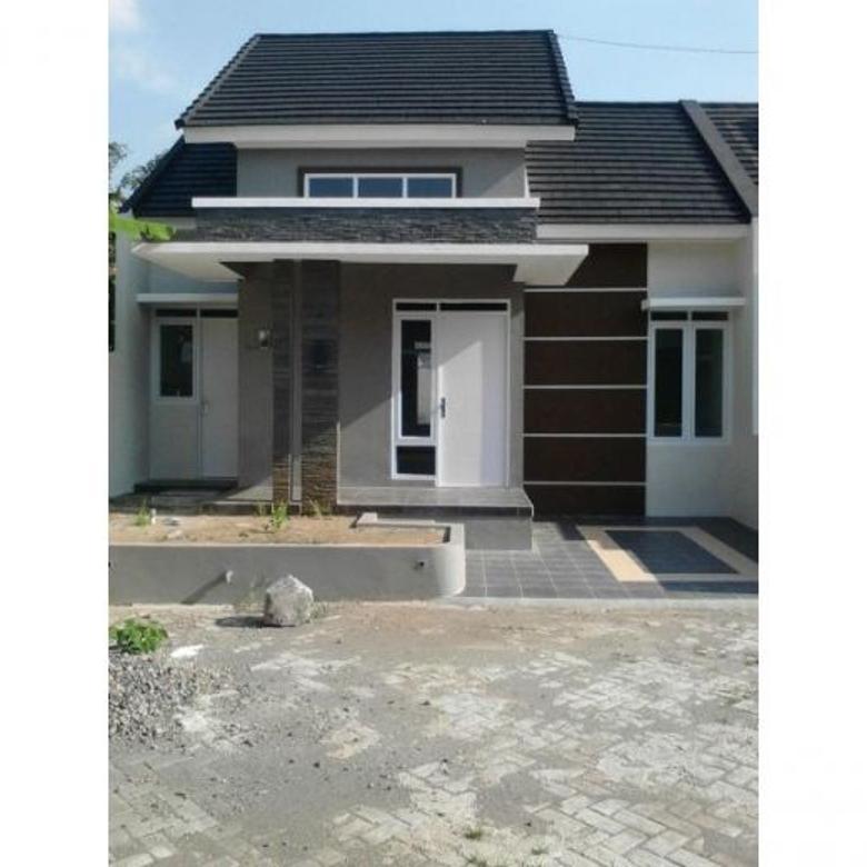 Rumah Cluster Modern Siap Huni GRAHA SURYA depan Gd BPK Pudakpayung