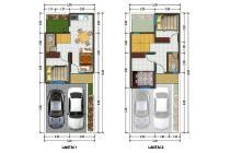 Rumah 2 Lantai Ter Murah di Graha Raya Bintaro