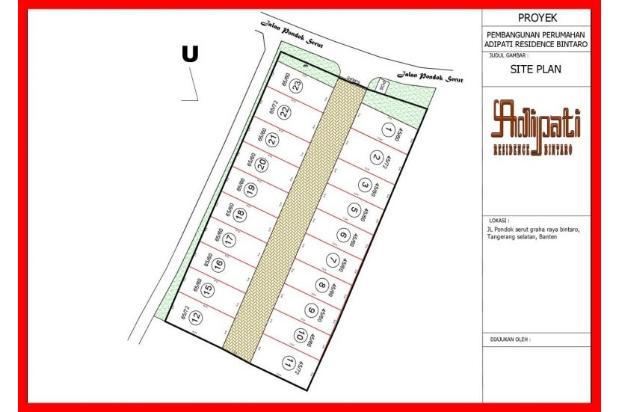 Rumah 2 Lantai Ter Murah di Graha Raya Bintaro 16419442
